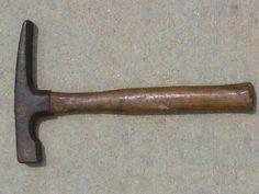 Vintage Signed Stone Mason's Hammer Old Masonry Hammer Antique   eBay