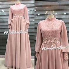 Aysude abiye ile şıklığı yakala 🎀🎀34 beden den 46 bedene kadar 520 tl abiyemiz 😉🎀🎀 TAKSİTLİ ALIŞVERİŞ İÇİN www.modasiesta.com👈👈 #newseason… Hijab Prom Dress, Dress Brukat, Muslimah Wedding Dress, Hijab Evening Dress, Hijab Style Dress, Evening Dresses, Dress Outfits, Dress Brokat Muslim, Dress Pesta