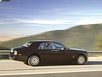 Fotos Rolls-Royce Phantom in Madrid (2005) - Coches Rolls-Royce