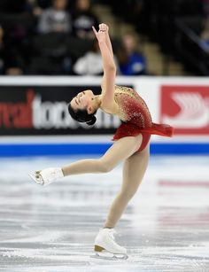 Karen Chen Photos - 2016 Prudential U.S. Figure Skating Championship - Day 1 - Zimbio