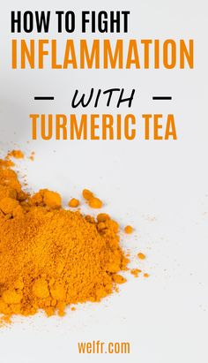 This turmeric recipe shared by Jessica Cording, M., CDN helps you fight inflammation and all its consequences; just 5 minutes per day will be enough to enjoy all health benefits from. Effects Of Turmeric, Turmeric Recipes, Turmeric Tea, Anti Inflammatory Recipes, Alkaline Diet, Natural Home Remedies, Natural Healing, Nutrition Tips, Healthy Tips