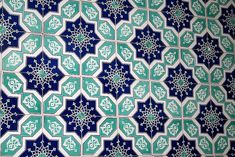 oohm.com.au -Turkish pattern tiles = inspiational