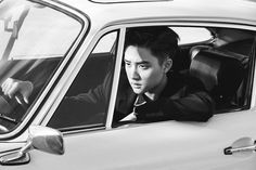 D.O - 150328 Comeback teaser photo - [HQ] Credit: Official EXO-K website.