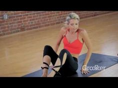 This quick workout features a combination of Pilates-inspired exercises that work all the major muscle groups from head to toe. You'll feel it—in a good way!
