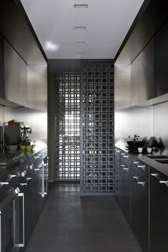 ikea galley kitchen Galley Kitchen Remodel Ideas (Small Galley Kitchen Design, Makeovers, and Plans with Pictures) Galley Kitchen Design, House Design, Sliding Screen Doors, Kitchen Styling, House, Home, Interior, Modern Kitchen, Kitchen Remodel