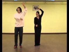 Aprendiendo a bailar
