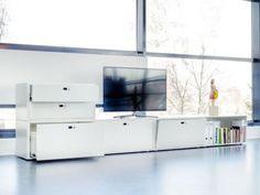 Modular living spaces | Dieffebi