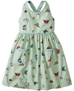 Flutter & Buzz Dress from #HannaAndersson.