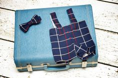 Grandpas Overalls & Bowtie Photo PropSALE by sewsueprops on Etsy, $25.00