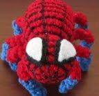 Spiderman MAS DE 23300 PATRONES AMIGURUMI GRATIS | MORE GIVE 23300 FREE AMIGURUMI PATTERNS