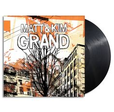 Lazy Labrador Records - Matt and Kim · Grand · LP, $20.49 (http://lazylabradorrecords.com/matt-and-kim-grand-lp/)