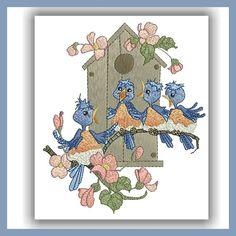 Bird House Buddies