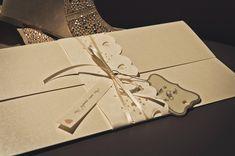Convite Duas Marias Design - Casamento Carolina Marquez e Leonardo Rodriguez