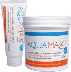 Why choose Aquamax? - AquaMax® SLS Free Aqueous Cream