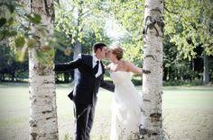 Real Wedding, Kendra and Andy, August 2012. Northern Michigan wedding at Crystal Lake Weddings