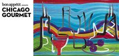 Durante el fin de semana del 23 al 25 de septiembre, Millennium Park, en Chicago (Estados Unidos) (Chicago - USA) se convierte en el escenario perfecto donde Bon Appétit presenta Chicago Gourmet, considerado el Disneyland de los Sibaritas. Un lugar donde habrá mucho que ver, hacer, y lo más importante, saborear. Disneyland, Park, Outdoor Decor, Home Decor, Gourmet, Events, September, Decoration Home, Room Decor
