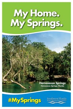 Download or order a free poster of Homosassa Springs.