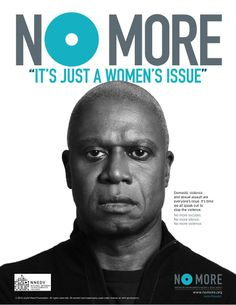 "No More ""It's Just A Women's Issue"" 
