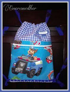 CoserconEsther: Mochila Patrulla Canina Lunch Box, Paw Patrol Backpack, Coin Purses, Backpacks, Totes, Bento Box