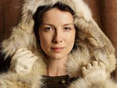 Caitriona Balfe as Claire - Beautiful!!!