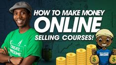 How to Make Passive Income Online By Selling Online Courses. Creating Online Courses is one of the most practical ways to make money online while providing value to others. You also don't have to be an expert just a practitioner.  This video is going to t