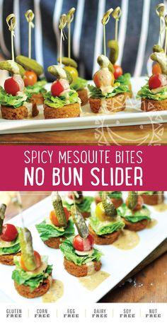 No Bun Spicy Mesquit
