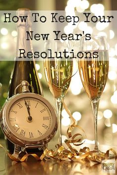 I'm horrible at keeping my New Year's resolutions year in and year out. I don't mean to give up on them so soon. I continue to make the same mistakes when designing my New Year's Resolutions year after year. Here are 10 tips on how to actually keep your New Year's resolutions this year.