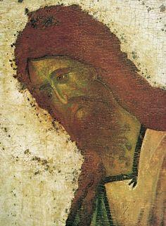 Иоанн Креститель - фрагмент