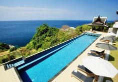 A personal touch at Villa I (Kamala Beach, Phuket) A magnificent property overlooking the Andaman Sea. This villa comes absolutely complete for your next luxury family vacation and would make the perfect setting for any dream wedding.