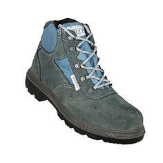 Seul Compagnon - Chaussures De Sécurité En Cuir Pour Les Hommes, Couleur Noire, Taille 39