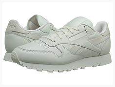 Reebok Lifestyle Women's Classic Leather Spirit Philosophic/White/Energy Sneaker 9 B (M) (*Partner Link)
