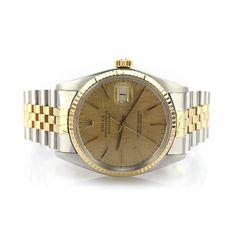 Rolex Oyster Perpetual DateJust 16013 #VintageRolex #Cashmax