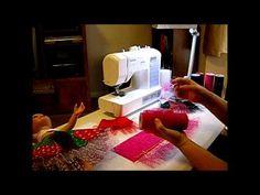 How to Make Tulle Slips for Dolls
