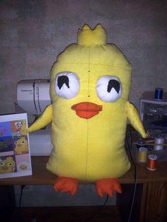 Ducky Momo...handmade with love!