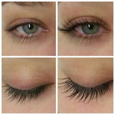 how to make eyelash extensions look better