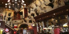 20 Real Old Wild West Attractions You Have to See to Believe - The Buckhorn Saloon in San Antonio