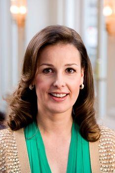 Her Highness Princess Anita of Orange-Nassau, van Vollenhoven-van Eijk.  Anita Theodora van Eijk was born in Neuchâtel, Switzerland, on 27 October 1969, the second daughter of Mr L.A. van Eijk and Mrs J.C.M. van Eijk-Steens.  She is the wife of Prince Pieter-Christiaan of Orange-Nassau, van Vollenhoven, who is is the third son of HRH Princess Margriet of the Netherlands and Prof. Pieter van Vollenhoven.