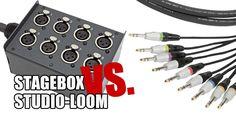 Multicore: Loom vs. Stagebox vs. Kabel - Was brauchst Du wann? - http://www.delamar.de/tutorials/multicore-loom-stagebox-kabel-26995/?utm_source=Pinterest&utm_medium=post-id%2B26995&utm_campaign=autopost