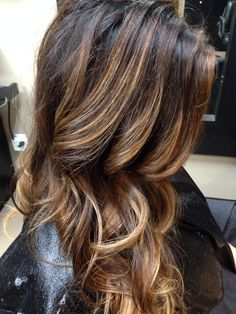 loveee the color ; but would add bits of a lighter highlight.