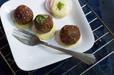 Culinary Xpress: Falafel Wraps