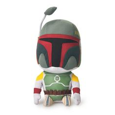 watch a9807 72b95 Star Wars Boba Fett Super Deformed Plush - Entertainment Earth