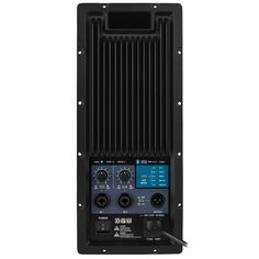 Your Price $289.00 Dayton Audio PMA800DSP 2-Way Plate Amplifier 800W 2-Channel with DSP and Bluetooth