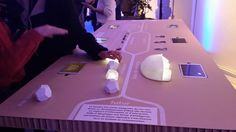 Samsung Launching People évolution des projets petit  poucet par Florian Dach
