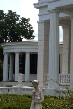 Gaineswood Plantation, Demopolis, AL, USA