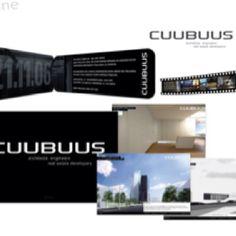 CUUBUUS Desktop Screenshot