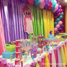Fiesta de My Little Pony de Analia #mylittlepony