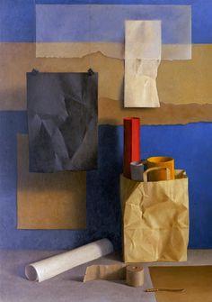 Pintura de Aldo Bahamonde