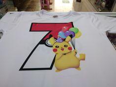 Playera personalizada pokemon Pokemon, Crop Tops, Women, Fashion, Moda, Fashion Styles, Fashion Illustrations, Cropped Tops, Crop Top Outfits