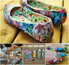 Image result for making old fashion shoes