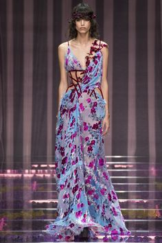 Défilé Versace Automne-hiver 2015-2016
